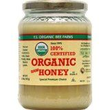 YS Organic Bee Farms CERTIFIED ORGANIC RAW HONEY 100% CERTIFIED ORGANIC HONEY Raw, Unprocessed, Unpasteurized...