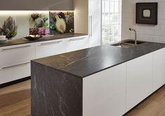 Lechner Küchenarbeitsplatten Design: Elegant Grey