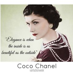 chanel quotes coco chanel fashion quotes inspiration from coco chanel .