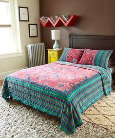 boho comforter set