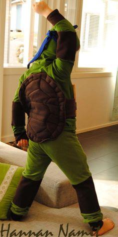 Turtles asu lapselle. Ompelu. Teenage mutant ninja turtles outfit. Sewing.