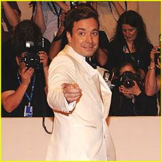 Jimmy Fallon Pictures of His Family | Jimmy Fallon will host the 2010 Primetime Emmy Awards on Sunday ...