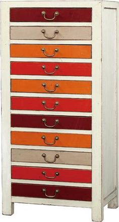 11 Drawer Cabinet