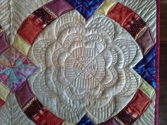 Playing with quilting