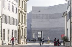 Christ & Gantenbein's Kunstmuseum Basel Photographed by Laurian Ghinitoiu,© Laurian Ghinitiou