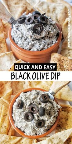Easy Appetizer Recipes, Dip Recipes, Easy Recipes, Sunday Recipes, Yummy Appetizers, Sauce Recipes, Veggie Recipes, Healthy Recipes, Olives