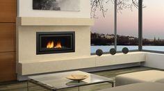 Regency Horizon HZ30E Gas Fireplace - Contemporary & Modern Gas Fireplaces - Regency Fireplace Products