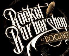 "Echa un vistazo a este proyecto @Behance:""Rocket Barbershop"" https://www.behance.net/gallery/41577773/Rocket-Barbershop"