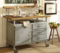 Barkley Console Table #potterybarn $1599 if i had a million dollars