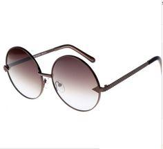 Round Circle Glasses Metal Men/Women Arrows  by BlueroseFashion, €11.00