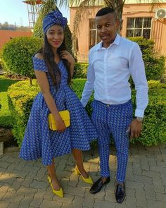 Fashion ideas for traditional african fashion 960 Couples African Outfits, African Wear Dresses, African Clothing For Men, African Shirts, Latest African Fashion Dresses, African Print Fashion, Africa Fashion, African Attire, Seshweshwe Dresses