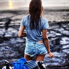 The Denim Shorts: a never ending wardrobe Superstar