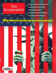 Why America locks up too many people