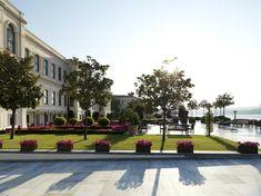 Four Seasons Hotel Istanbul at the Bosphorus - Istanbul #HotelDirect info: HotelDirect.com