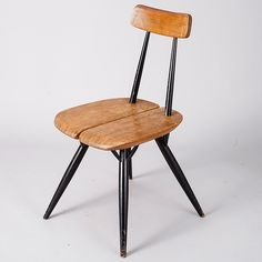 hinoki wood stool - Google Search