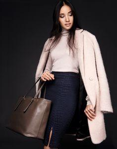 #Look von #PatriziaPepe, Tasche von #Coccinelle