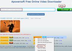 convert video url to mp4