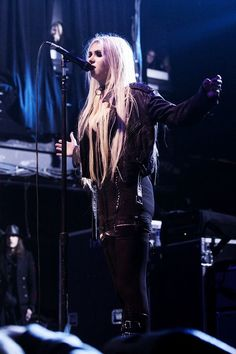 Taylor Momsen, tpr, and the pretty reckless Bild
