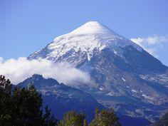 Volcan Lanin, Neuquen ,Argentina