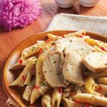 Angel Chicken  Butter makes anything heavenly   Used 6-quart slow cooker