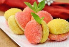 """Полезные советы для приготовления пирожных """"Персики"""""""