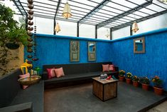 Indian Heritage Interiors meets new age design - The orange lane studio - The Architects Diary