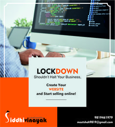 Lockdown shouldn't halt your business Create Your Website, Selling Online, Create Yourself, Business