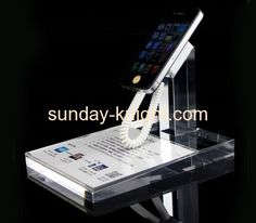 China acrylic manufacturer customize mobile phone security display stands for sale Pos Display, Display Stands, Acrylic Display, Mobile Phones, Digital, China, Products, Consignment Displays, Porcelain