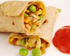 Visit the post for more. Healthy Diet Recipes, Healthy Life, Best Butter, Wrap Sandwiches, Fajitas, Light Recipes, Crepes, Tacos, Curry
