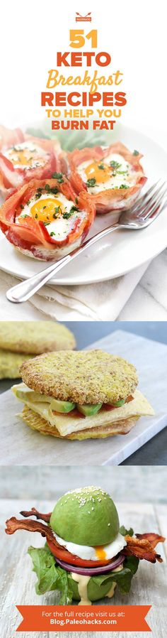 Kickstart mornings with these low carb, keto breakfast recipes to help you burn fat throughout the day. Get the full recipe here: http://paleo.co/ketobrekkies