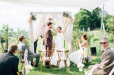 Hochzeit im Weingut Holler