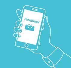Une photo à prendre ? Avec #Frontback, capturez enfin ce qui se passe des deux côtés de l'appareil ! #HelloPhone