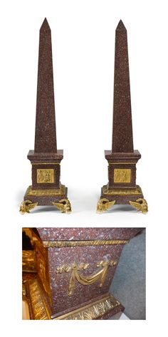 Wood with decor painted in imitation of Egyptian porphyry and