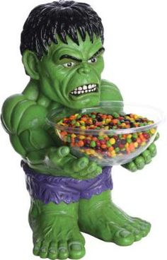 Soporte de Caramelos Increíble Hulk | Merchandising Película