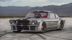 """A million-dollar masterpiece named """"Vicious"""" is burning up the floor at SEMA."""