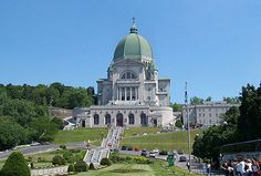 You are visiting Montreal and you want to know the most popular tourist attractions? Here are the 5 renowned attractions of the city that are definitely wort. Montreal Vacation, Papa Juan Pablo Ii, Canada, St Joseph, Attraction, Taj Mahal, City, Montreal Quebec, Travel