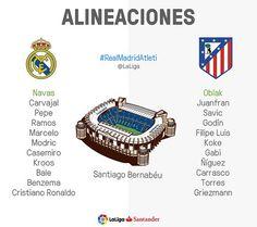 La Liga Santander (Jornada 31): Real Madrid - Atlético de Madrid -