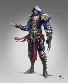 Jaego the assassin