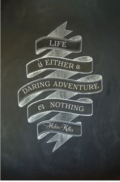 Free Adventure Quote Printable from My 3 Monsters #printables #quotes