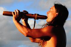 I like play native american flute