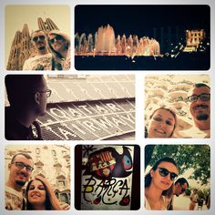 Hola! :) #barcelona #viva #la #barça #sagradafamilia #magicfountain #barcelonafcmuseum #casamila #casabattlo #campnou #miropainting #castleofmontjuic #love #travel (i ♥ Barcelona)