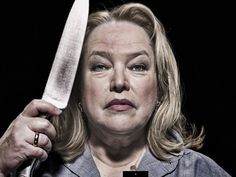 Kathy Bates by Lionel Deluy Celebrity Photography, Fashion Photography, American Horror Story, American Actress, Screen Shot, Movie Stars, Actors & Actresses, Photoshop, Image