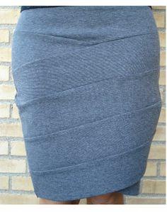 vælg saint tropes jersey nederdel til mere casual beklædning