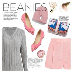 Beanies by punnky on Polyvore featuring polyvore fashion style STELLA McCARTNEY Haute Hippie clothing