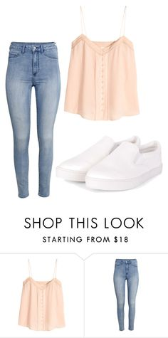 """Untitled #133"" by jemscure on Polyvore featuring H&M"
