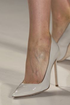 Pamella Roland at New York Fashion Week Spring 2015 - Details Runway Photos