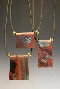 Tide Pool Necklace -