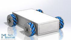 In this tutorial we will learn how to build an Arduino Mecanum Wheels Robot which is capable of moving in any direction. The unique mobility of the robot. Robot Applications, Arduino Wireless, Mecanum Wheel, Robot Platform, Voltage Divider, Arduino Board, Circuit Diagram, Stepper Motor, Smartphone
