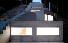 Tolo House by architect Alvaro Siza