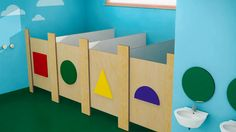 Children's Toilets for Schools